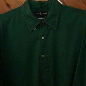Ralph Lauren polo dress shirt